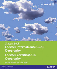 Edexcel International GCSE Geography Student Book with ActiveBook CD av Steve Milner og Mike Witherick (Blandet mediaprodukt)
