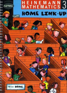 Heinemann Maths 3: Home Link-Up av Scottish Primary Maths Group SPMG (Spiral)