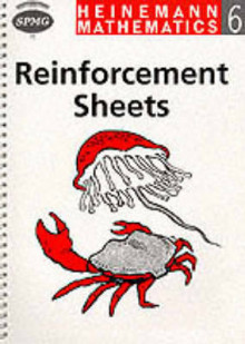 Heinemann Maths 6: Reinforcement Sheets av Scottish Primary Maths Group SPMG (Spiral)