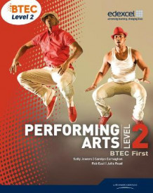 BTEC Level 2 First Performing Arts Student Book av Sally Jewers (Heftet)