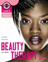 Level 2 NVQ/SVQ Diploma Beauty Therapy Candidate Handbook 3rd edition av Jane Hiscock og Frances Lovett (Heftet)