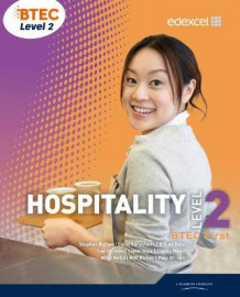 BTEC Level 2 First Hospitality Student Book av Tracey Mead, Sue Holmes, Paul Wilson, Stephen Batten, Wilf Richer, Gillian Dale, Steve Ingle, Carol Neild, Mike Neild og Frances Ovenden (Heftet)