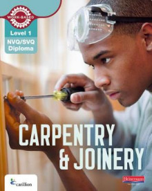 Level 1 NVQ/SVQ Diploma Carpentry and Joinery Candidate Book av Kevin Jarvis (Heftet)