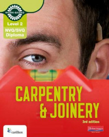 Level 2 NVQ/SVQ Diploma Carpentry and Joinery Candidate Handbook 3rd Edition av Kevin Jarvis (Heftet)
