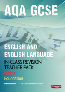 AQA GCSE English In-Class Revision Teacher Pack av Esther Menon (Blandet mediaprodukt)