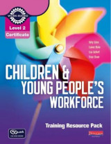 Omslag - Level 2 Certificate Children and Young People's Workforce Training Resource Pack