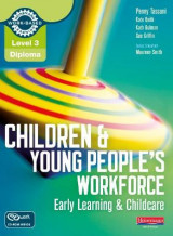 Omslag - Level 3 Diploma Children and Young People's Workforce (Early Learning and Childcare) Candidate Handbook
