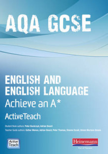 AQA GCSE English/English Language Active Teach BBC Pack: Achieve A* av Peter Buckroyd og Esther Menon (Blandet mediaprodukt)