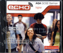Echo AQA Audio CDs Higher (Lydbok-CD)