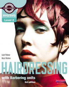 SNVQ Level 2 Hairdressing and Illustrated Hairdressing Dictionary Value Pack av Susan Cressy (Heftet)