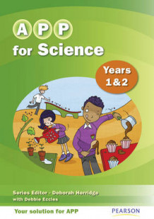 APP for Science Years 1 & 2: Years 1 & 2 (Spiral)