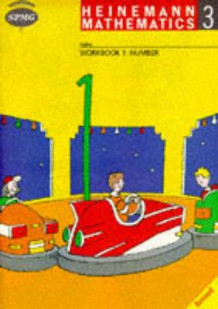 Heinemann Maths 3: Workbook 1 Number (8 pack) (Samlepakke)