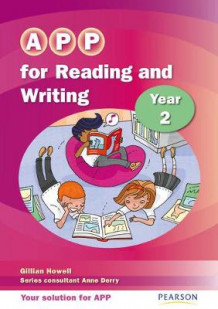 APP for Reading and Writing Year 2 av Gill Howell (Spiral)