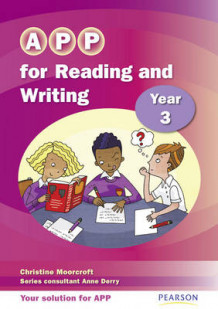 APP for Reading and Writing Year 3 av Christine Moorcroft (Spiral)