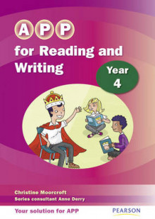 APP for Reading and Writing Year 4 av Christine Moorcroft (Spiral)