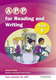 APP for Reading and Writing Year 5 av Janice Pimm (Spiral)