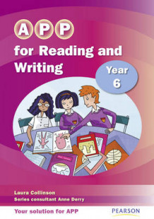 APP for Reading and Writing Year 6 av Laura Collinson (Spiral)