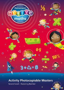 Heinemann Active Maths - Second Level - Exploring Number - Activity Photocopiable Masters: Second level av Amy Sinclair (Spiral)