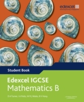 Edexcel International GCSE Mathematics B Student Book av David Turner, I. A. Potts, B.V. Hony og W. R. J. Waite (Heftet)