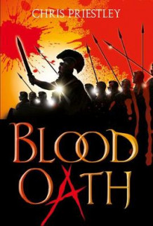 Blood Oath av Chris Priestley (Innbundet)