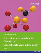 Omslag - Edexcel International GCSE Chemistry Revision Guide with Student CD