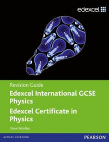 Edexcel International GCSE Physics Revision Guide with Student CD av Steve Woolley (Blandet mediaprodukt)