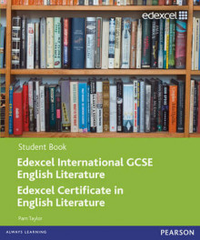 Edexcel International GCSE English Literature Student Book with ActiveBook CD av Pam Taylor (Blandet mediaprodukt)