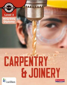 NVQ/SVQ Diploma Carpentry and Joinery Candidate Handbook: Level 3 av Kevin Jarvis (Heftet)