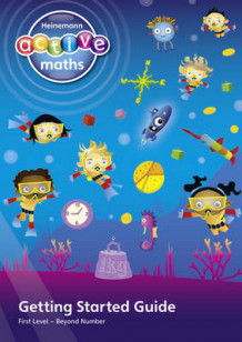 Heinemann Active Maths - First Level - Beyond Number - Getting Started Guide av Lynda Keith, Amy Sinclair og Fran Mosley (Heftet)