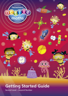 Heinemann Active Maths - Second Level - Beyond Number - Getting Started Guide av Lynda Keith, Amy Sinclair og Fran Mosley (Heftet)
