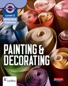 NVQ/SVQ Diploma Painting and Decorating Candidate Handbook: Level 2 av Kevin Jarvis og Stephen Olsen (Heftet)