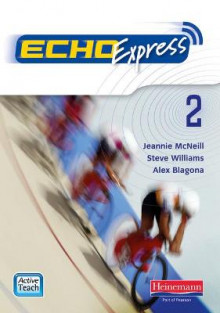 Echo Express 2 Active Teach CD-ROM av Michael Wardle (Blandet mediaprodukt)