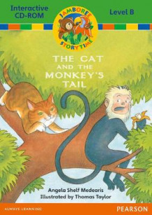 Jamboree Storytime Level B: The Cat and the Monkey's Tail Interactive CD-ROM (CD-ROM)