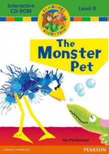 Jamboree Storytime Level B: The Monster Pet Interactive CD-ROM (CD-ROM)