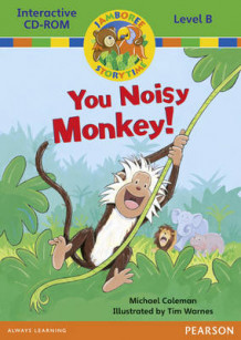 Jamboree Storytime Level B: You Noisy Monkey Interactive CD-ROM (CD-ROM)