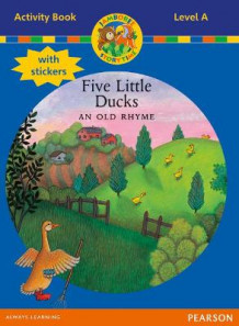 Jamboree Storytime Level A: Five Little Ducks Activity Book with Stickers av Bill Laar, Jackie Holderness og Neil Griffiths (Blandet mediaprodukt)