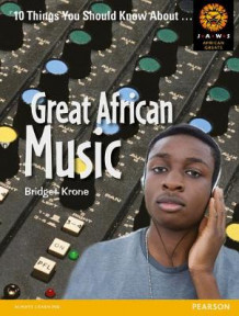 Great African Music av Bridget Krone (Heftet)
