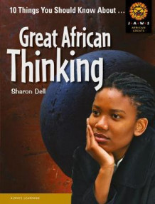 Great African Thinkers av Sharon Dell (Heftet)