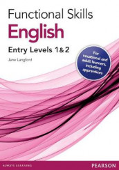 Functional Skills English Entry 1 and 2 Teaching and Learning Resource Disks av Jane Langford (CD-ROM)
