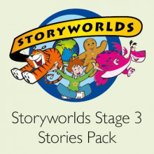 Storyworlds Stage 3 Stories Pack av Keith Gaines og Mal Jones (Heftet)