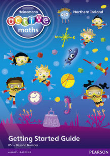 Heinemann Active Maths Northern Ireland - Key Stage 1 - Beyond Number - Getting Started Guide av Lynda Keith, Amy Sinclair og Fran Mosley (Heftet)