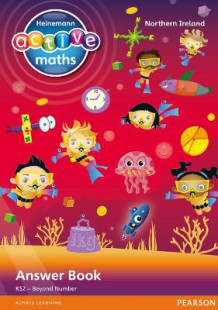 Heinemann Active Maths Northern Ireland - Key Stage 2 - Beyond Number - Answer Book (Heftet)