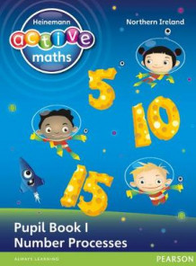 Heinemann Active Maths NI KS1 Exploring Number Pupil Book 8 Class Set av Amy Sinclair og Peter Gorrie (Heftet)