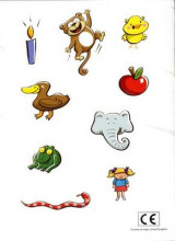 Omslag - Jamboree Storytime Level A: Sticker Pack