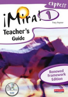 Mira Express 1 Teacher's Guide Renewed av Tracy Traynor (Blandet mediaprodukt)