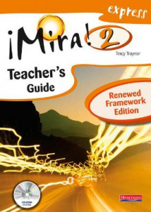 Mira Express 2 Teacher's Guide Renewed Framework Edition av Tracy Traynor (Blandet mediaprodukt)