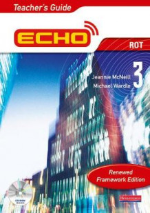 Echo 3 Rot Teacher's Guide Renewed: Rot av Jeannie McNeill og Michael Wardle (Blandet mediaprodukt)