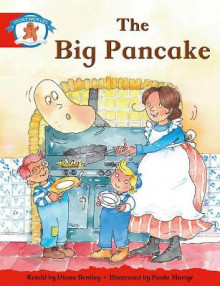 Literacy Edition Storyworlds Stage 1, Once Upon A Time World, the Big Pancake av Diana Bentley (Heftet)