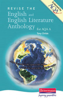 A Revise English & English Literature Anthology for AQA av Tony Childs (Heftet)