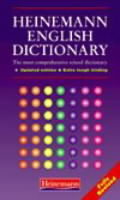 Heinemann English Dictionary av Martin Manser (Innbundet)